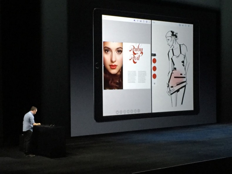 Adobe Photoshop on iPad Pro